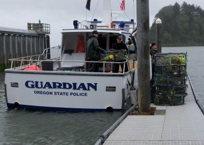 Enforcement Boat