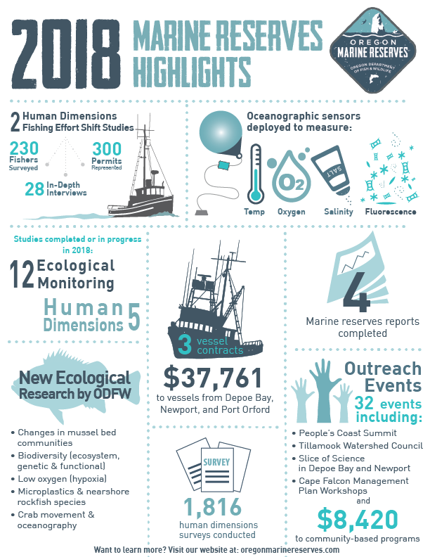 2018 highlights infographic